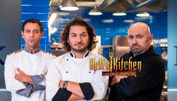 Hell's Kitchen: Iadul bucătarilor